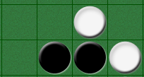 othello-gameboard